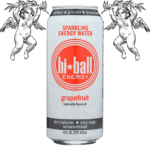 Hiball Sparkling Energy Water