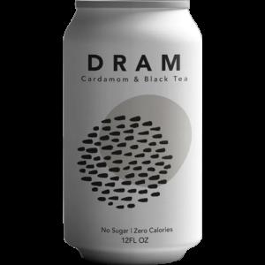 Dram Cardamom Black Tea