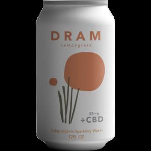 Dram Lemongrass + CBD