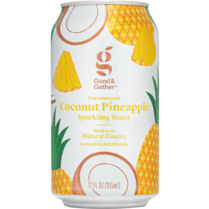 Good & Gather Coconut Pineapple