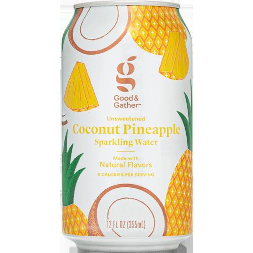 Good & Gather Coconut Pineapple