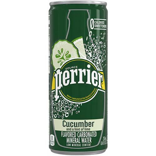 Perrier Cucumber