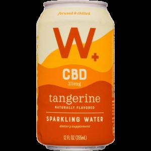 Weller Tangerine CBD