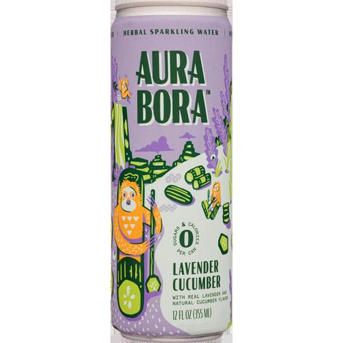 Aura Bora Lavender Cucumber