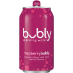bubly Raspberry