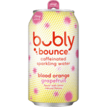 Bubly Bounce Blood Orange Grapefruit