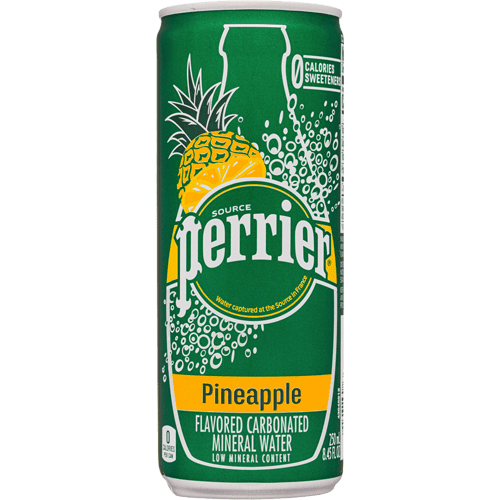 Perrier Pineapple