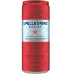 San Pellegrino Blood Orange Black Raspberry Essenza