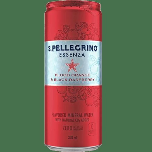 San Pellegrino Blood Orange Black Raspberry Essenza