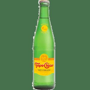 Topo Chico Twist of Tangerine
