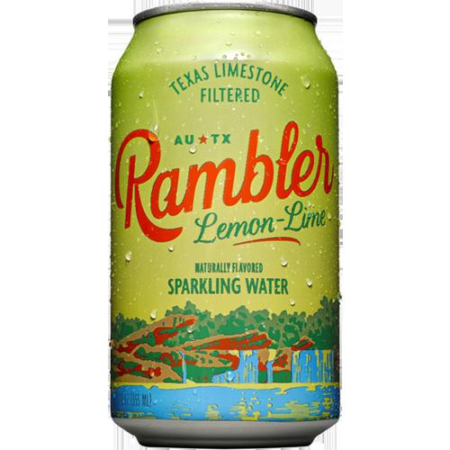 Rambler Lemon-Lime Sparkling Water