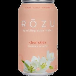 Rozu Clear Skies Jasmine Sparkling Water