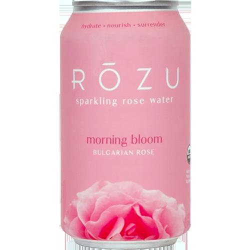 Rozu Sparkling Rose Water