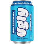 Ugly Blue Raspberry Sparkling Water