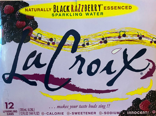 Black Razzberry Box