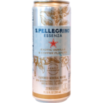 San Pellegrino Essenza Vanilla Coffee