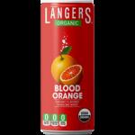 Langers Blood Orange Sparkling Water