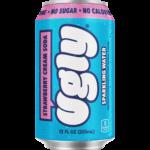 Ugly Strawberry Cream Soda